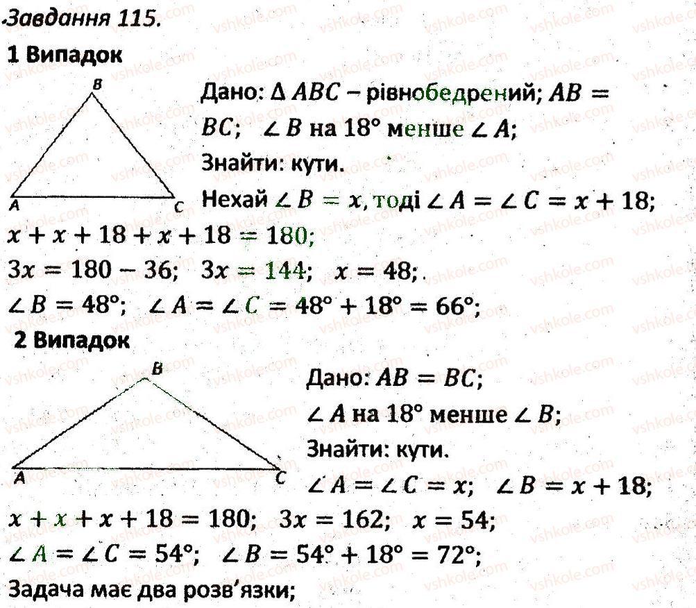Гдз З Геометрії 7 Клас Полонський