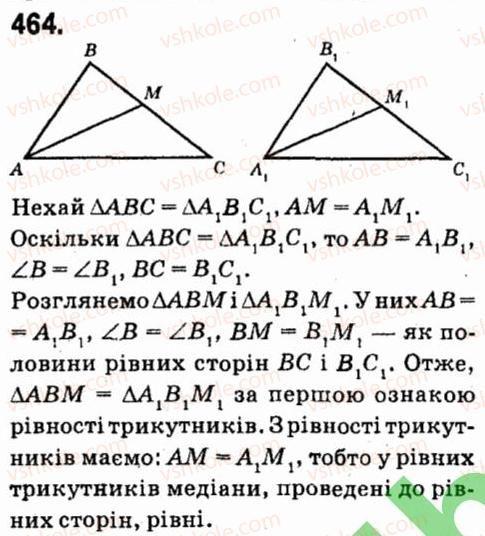 геометрія клас та 7 гдз тарасенкова бурда