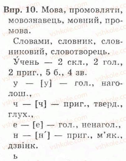 Укр клас вашуленко мельничайко гдз дубовик мов 4