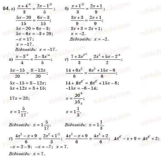 Г гдз алгебра 8 клас в г п