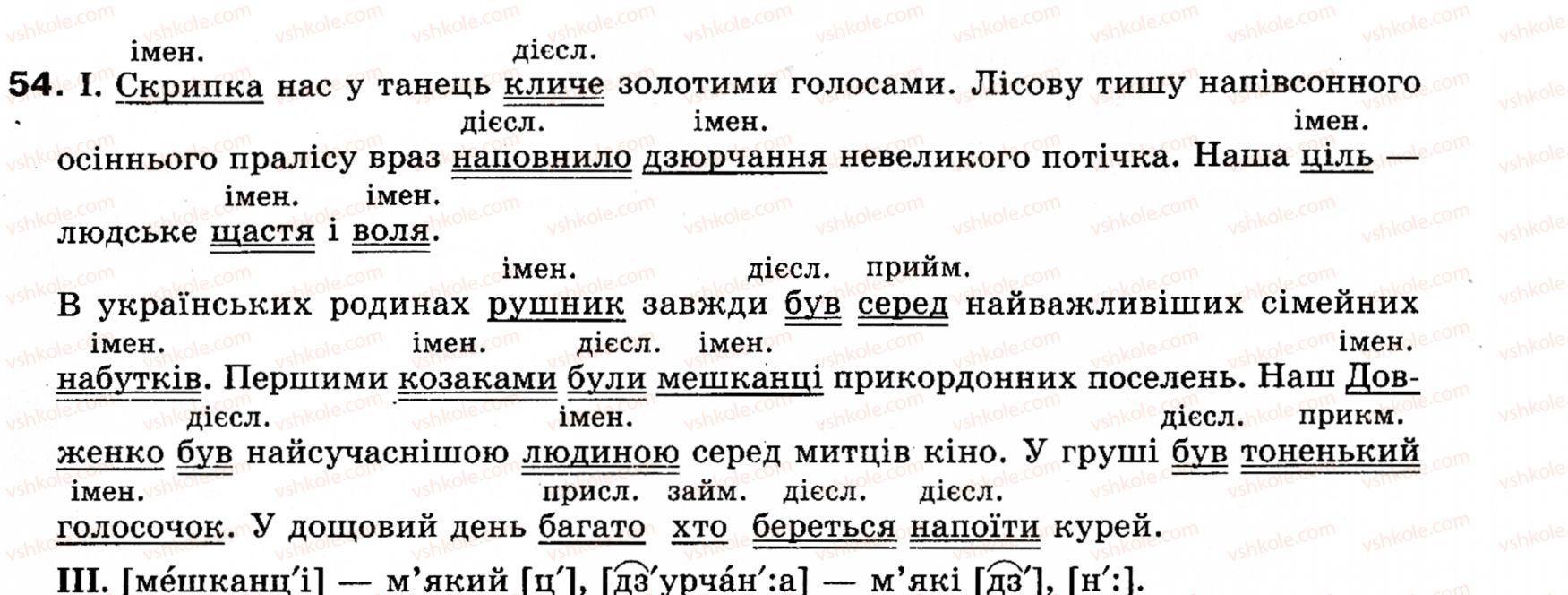 Гдз Українська Мова Заболотній 8 Клас Гдз