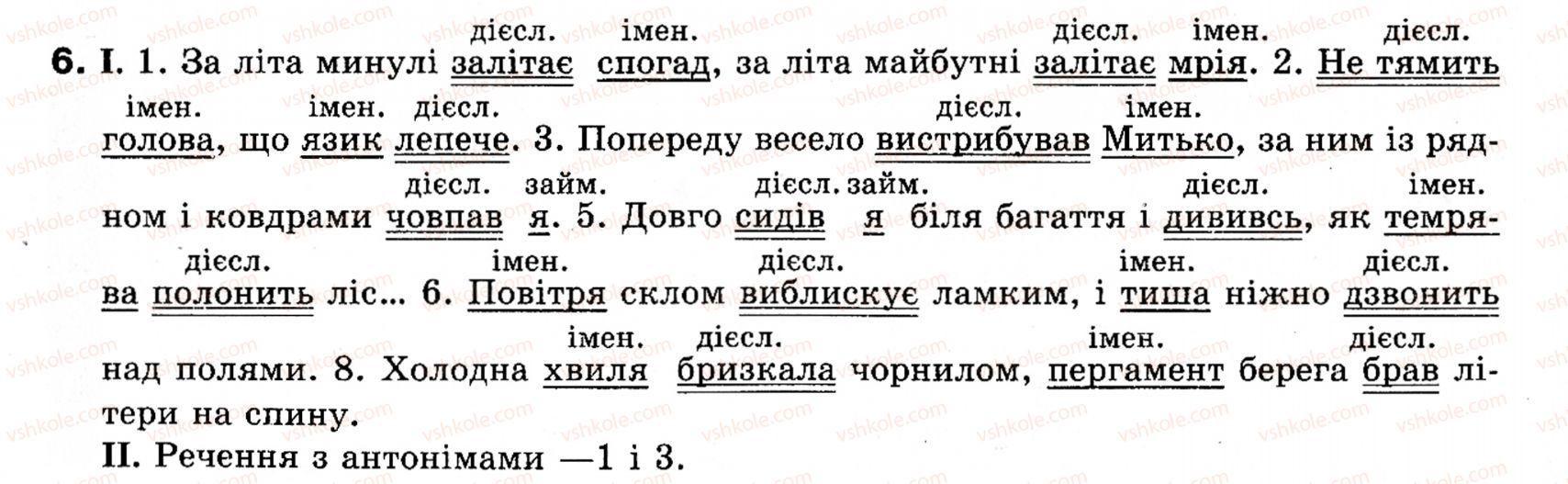 Гдз З Української Мови 8 Клас Заболотна