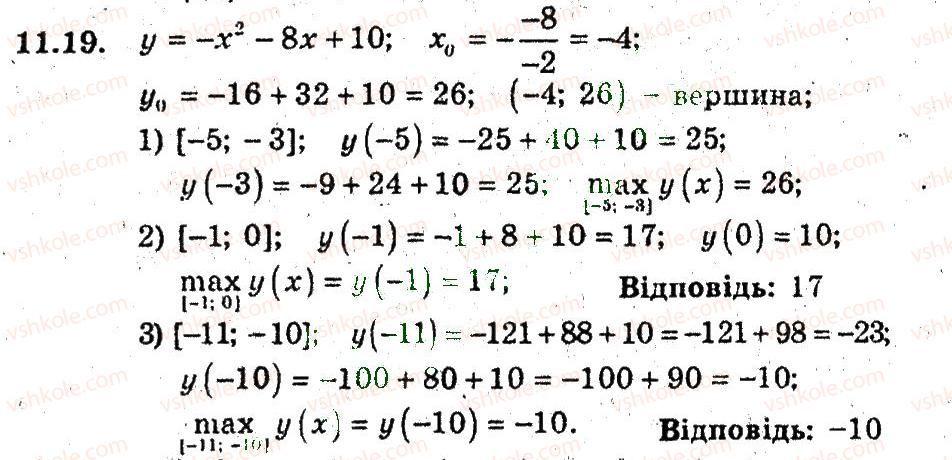 Гдз Для 8 Класу З Алгебри З Поглибленим Вивченням