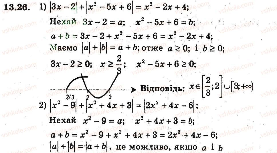 поглиб 9 клас мерзляк гдз алгебра