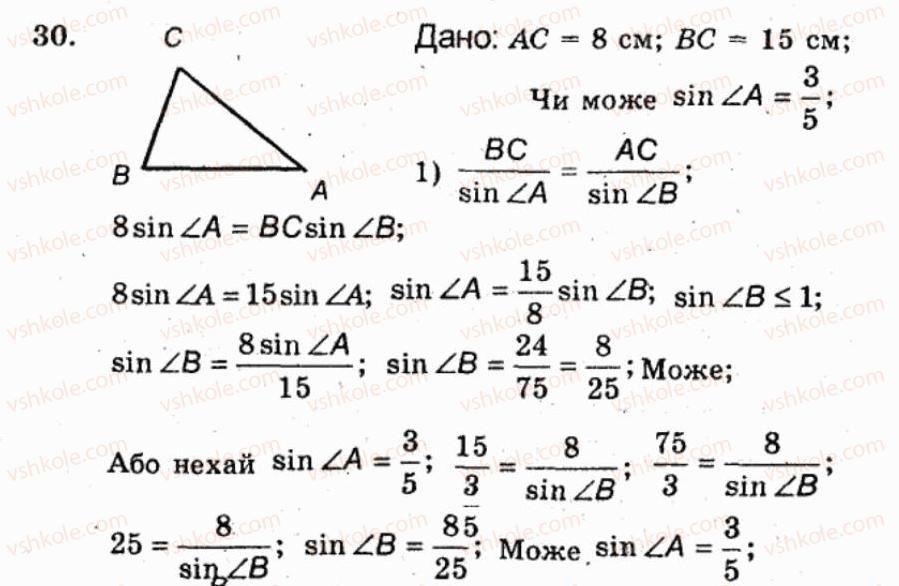 Гдз 9 клас геометрія збірник мерзляка