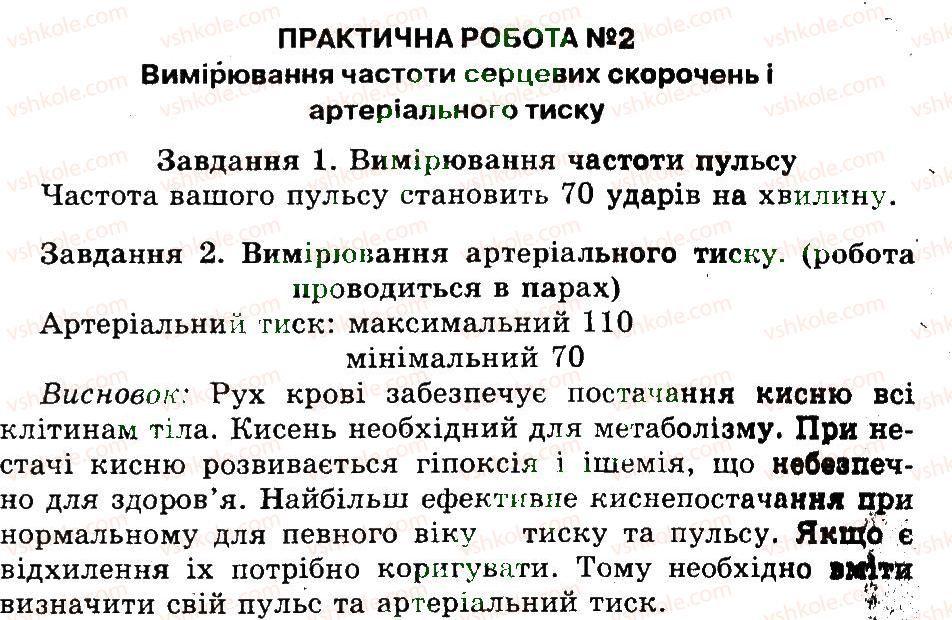 Гдз Біологія 10 Клас Робочий Зошит Вихренко