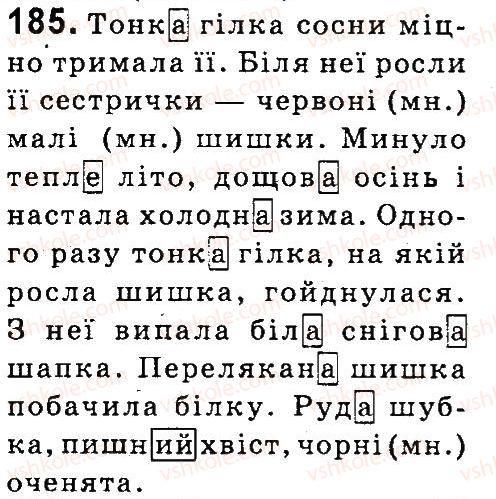 Вправи української гдз 4 клас мови з