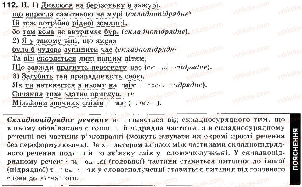 Гдз з української мови 9 клас за