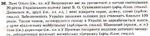 Українській мові 9 клас гдз