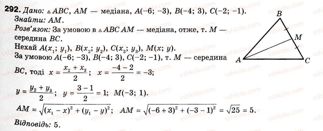 гдз геометрия 9 клас єршова голобородько