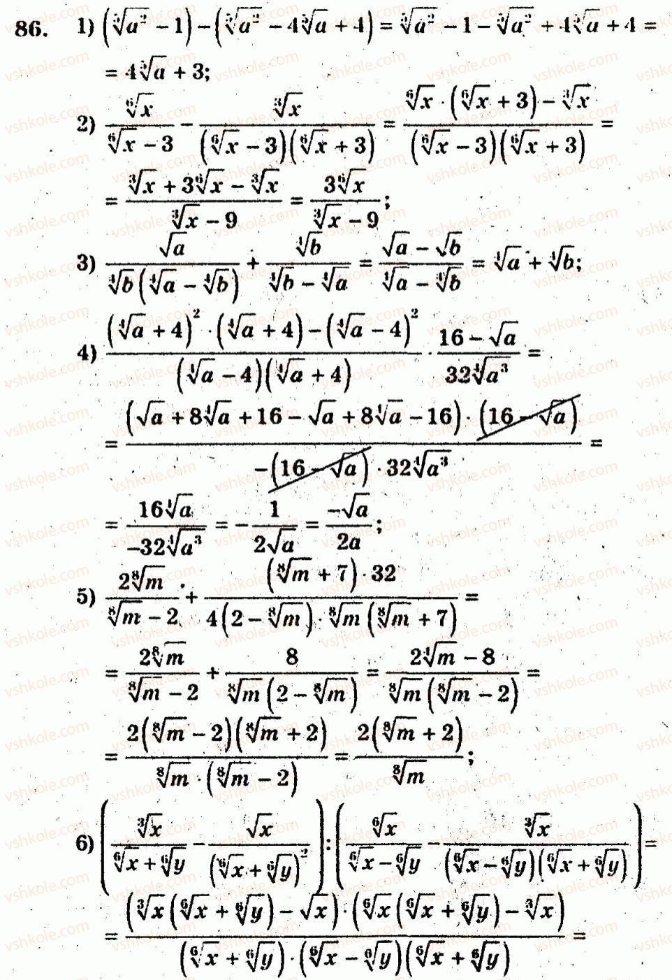 Гдз По Алгебре 8 Класс Мерзляк Збірник Задач І Контрольних Робіт 2018